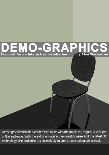 DEMO-GRAPHICS - Area