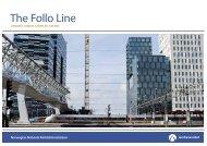 The Follo Line - Jernbaneverket