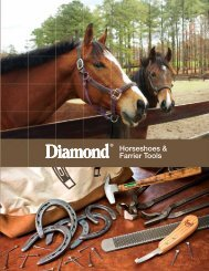 Horseshoes & Farrier Tools - Cooper Hand Tools