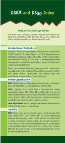 page 01 - Dhaka Stock Exchange - Page 2
