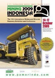 14-17 October 2009 - Allworld Exhibitions