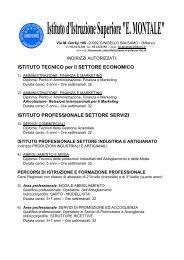 e.montale - Comune di Cinisello Balsamo
