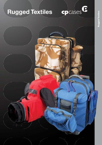 Rugged Textiles - CP Cases