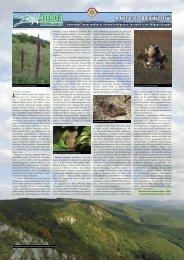 Zöld Horizont 12. melléklet - Bükki Nemzeti Park