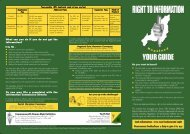 Nagaland RTI Pamphlet in English - Commonwealth Human Rights ...