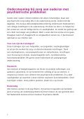 Ouderenpsychiatrie: vergroot uw deskundigheid - GGZ inGeest - Page 6