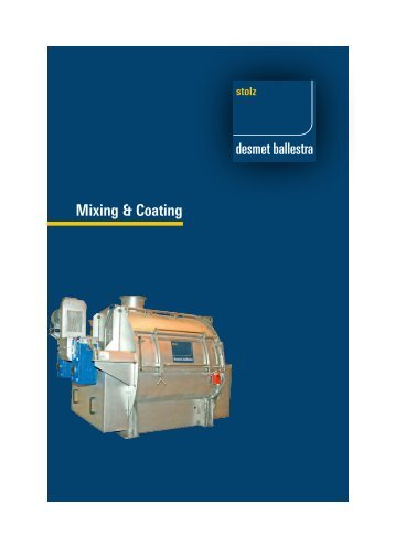 Mixing & Coating