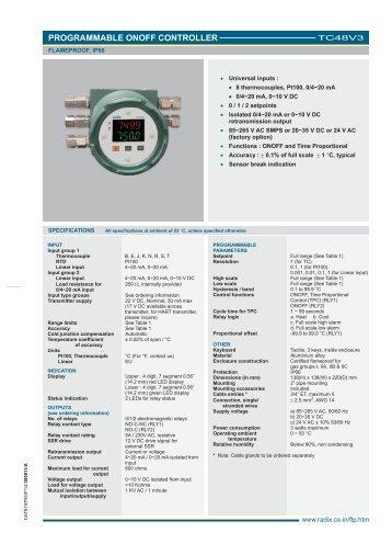 TC48V3 - Radix.co.in