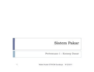 slide - Blog Sivitas STIKOM Surabaya