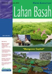 Warta Konservasi Lahan Basah - Wetlands International Indonesia ...