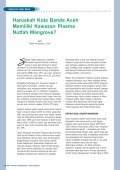 Warta Konservasi Lahan Basah - Wetlands International Indonesia ... - Page 6