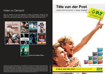 Video on Demand - RTL.lu