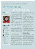 SI Magasinet nr 2-2008 - Sykehuset Innlandet HF - Page 2