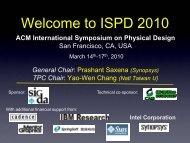 slides - ISPD