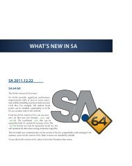 What's NeW IN sa - New River Kinematics