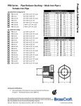 300.229 PRB Series Pipe Reducer Bushing - MIP x FIP ... - Brass Craft - Page 2