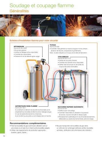 Chalumeaux soudeurs et coupeurs OERLIKON - r.t. welding