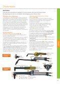 Chalumeaux soudeurs et coupeurs OERLIKON - r.t. welding - Page 3