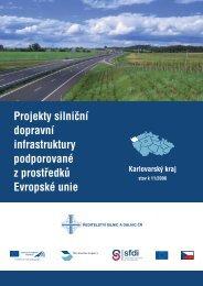 Karlovarský kraj - Ředitelství silnic a dálnic