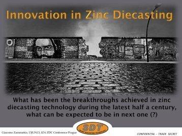 11 Zammattio G Innovation on Zinc DieCasting