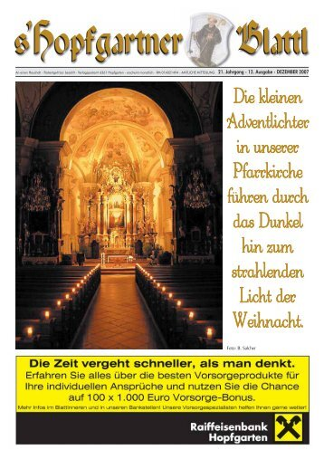 Dezemberausgabe (0 bytes) - Gemeinde Hopfgarten - Land Tirol