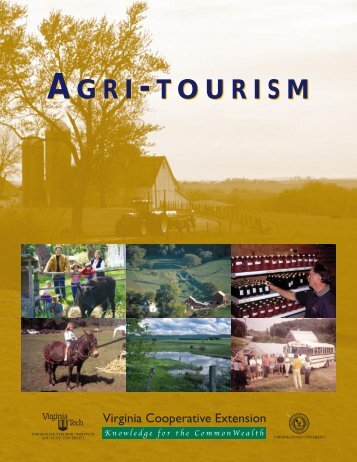 Indiana Resource Guide for Agritourism - Purdue University