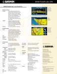 Download PDF Specifications - Garmin - Page 2