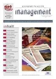 KM digital Ausgabe 02 April-2007.qxd - Fachverband der leitenden ...