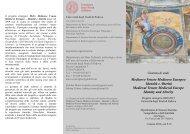Medioevo Veneto Medioevo Europeo Identità e Alterità Medieval ...