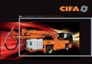 allgemeiner katalog_ spritz system css-3 - cifa bauma 2013