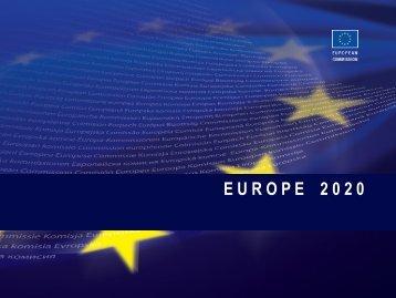 EUROPE 2 0 2 0 - APVV