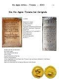 Via Appia Antica - Traiana - 2013 - Seite 5