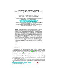 Automatic Detection and Evaluation of Edentulous ... - ResearchGate