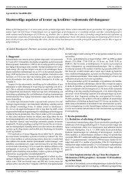 Skatteretlige aspekter af kvoter og kreditter vedrørende ... - Deloitte