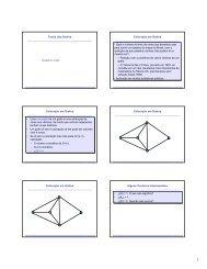 Teoria dos Grafos Coloração em Grafos Coloração em Grafos ...