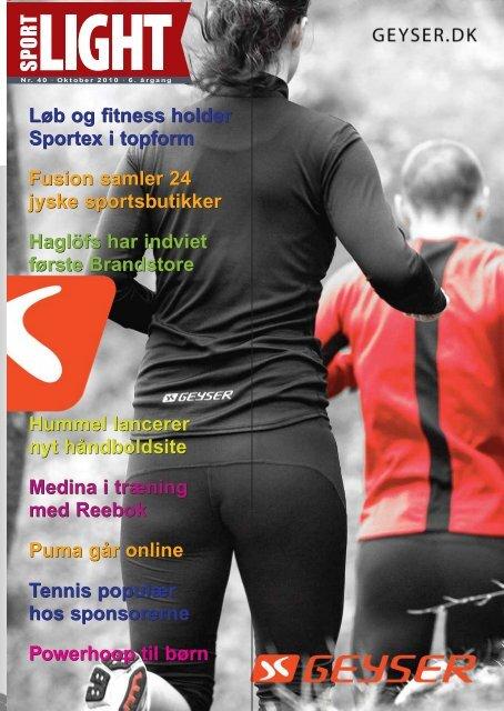 Løb og fitness holder Sportex i topform Fusion - Sportsbranchens ...