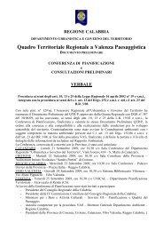 Quadro Territoriale Regionale a Valenza Paesaggistica - Regione ...