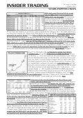 INSIDER TRADING - Börse Inside - Page 7