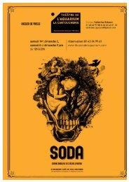 Dossier presse TAQ-principal SODA 22 03 13 - La Strada et ...