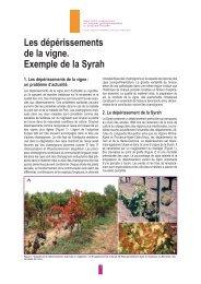 document pdf basse résolution - INRA Montpellier