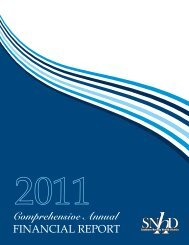 Fiscal Year Ending June 30, 2011 - Southern Nevada Health District