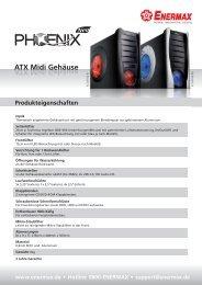 ATX Midi Gehäuse - Enermax