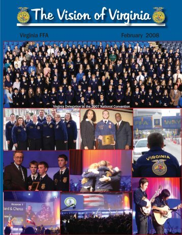 The Vision of Virginia - Virginia FFA Association