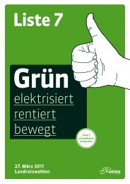 Pratteln - Grüne Baselland