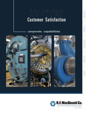 Corporate Capabilities Brochure - RF MacDonald Co.