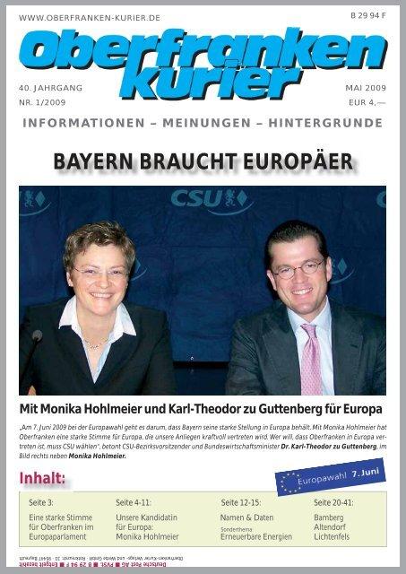 Bayern Braucht Europaer