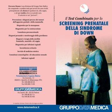 Scarica il depliant in formato PDF - Gruppo Data Medica