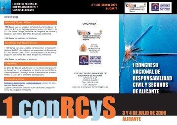 Congreso RC.indd - Asociación Española de Abogados ...