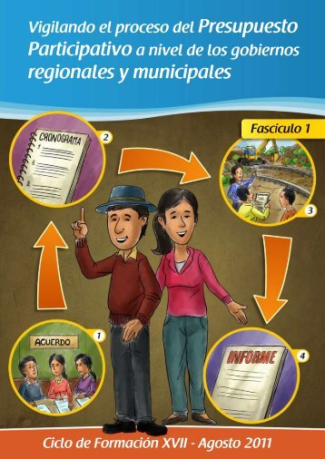Fascículo 1 - Grupo Propuesta Ciudadana