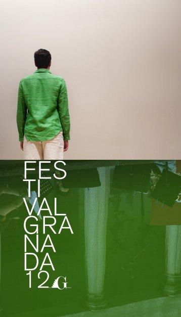 Calendario de sobremesa 2012 - Festival Internacional de Música y ...
